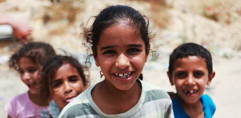 bedouin children credit Tal King Photographer