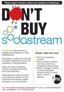 Sodastream Poster