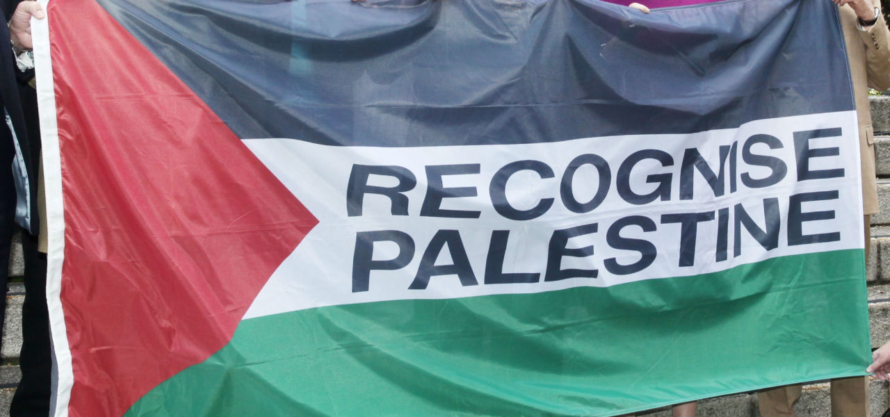 recognise palestine feature