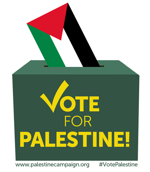 Vote for Palestine