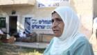 Palestinian woman settlers