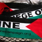 Palestine scarf, football style