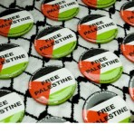 Free Palestine Badge