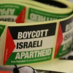 100 Boycott Israeli Apartheid Stickers