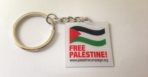Free Palestine Key Ring