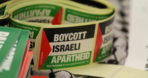 500 Boycott Israeli Apartheid Stickers
