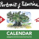 2018 Calendars- Portrait of Palestine by Tim Sanders