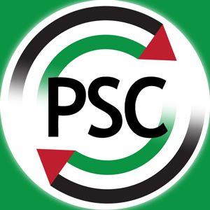 Image result for Кампания солидарности с Палестиной (PSC)