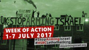 Stop Arming Israel: Week of Action 1 to 7 July - Palestine