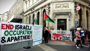 Call on HSBC to stop supporting the arms trade with Israel